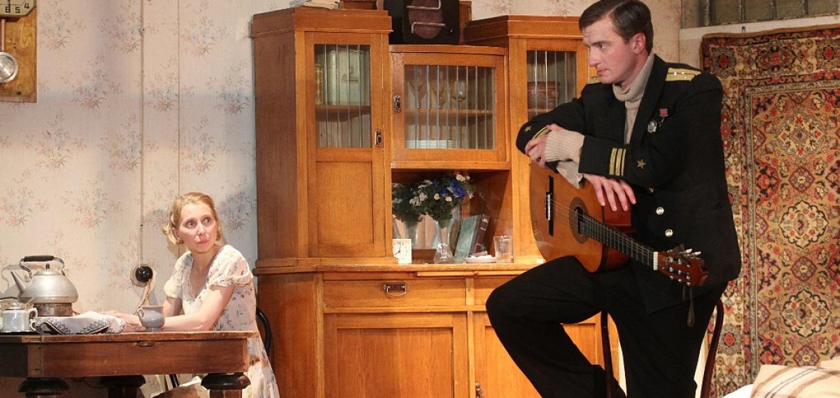 «Приют Комедианта» везет  в Новосибирск «Смерть Тарелкина»